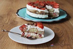 tiramisu cu căpșuni